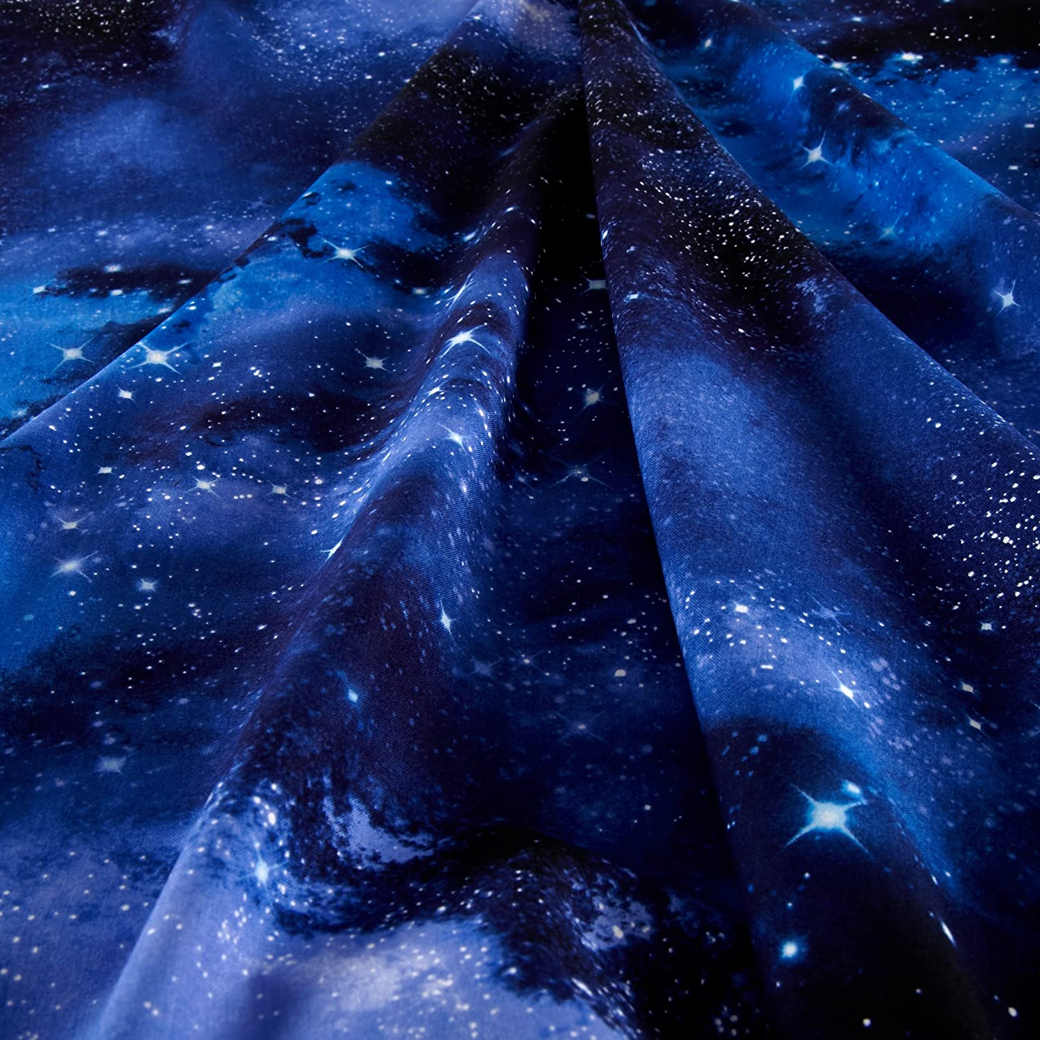 Timeless treasures space galaxy fabric by the yard arts for Timeless treasures galaxy fabric