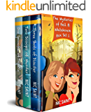 The Mysteries of Bell & Whitehouse: Books 1-3 (The Mysteries of Bell & Whitehouse Box Sets)