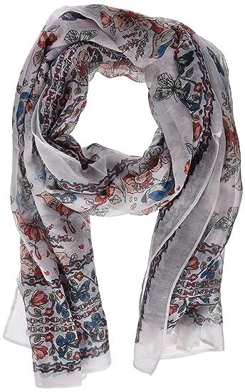 Womens Emilia Scarf, Multicoloured (Multi), One Size (Manufacturer Size: 000) Pepe Jeans London
