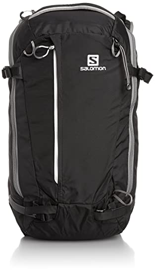 Salomon Mochila Quest 23, Color Negro, tamaño Uni, Volumen Liters 23000.0: Amazon.es: Deportes y aire libre