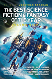 The Best Science Fiction and Fantasy of the Year, Volume Eight