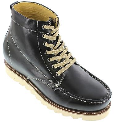 e21f5ca08b6 Amazon.com   Toto Men's Invisible Height Increasing Elevator Shoes ...
