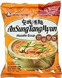 Nong Shim Instantnudeln, Ansong Tangmyon, 125 g