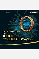 Die Gefährten: Der Herr der Ringe 1 Audible Audiobook