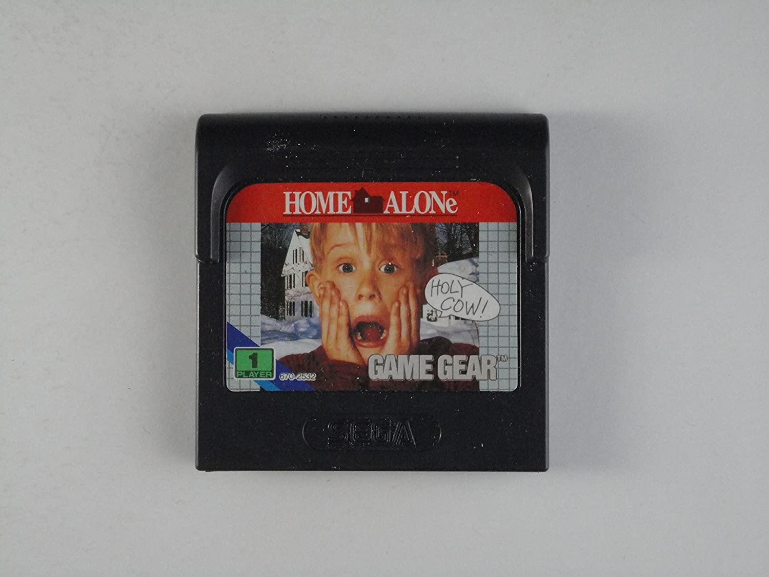 Home Alone - Sega Game Gear