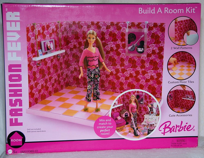 Barbie Fashion Fever  Build a Room Kit