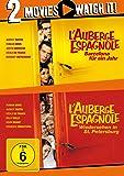L' Auberge Espagnole - Barcelona für ein Jahr / Wiedersehen in St. Petersburg [2 DVDs]