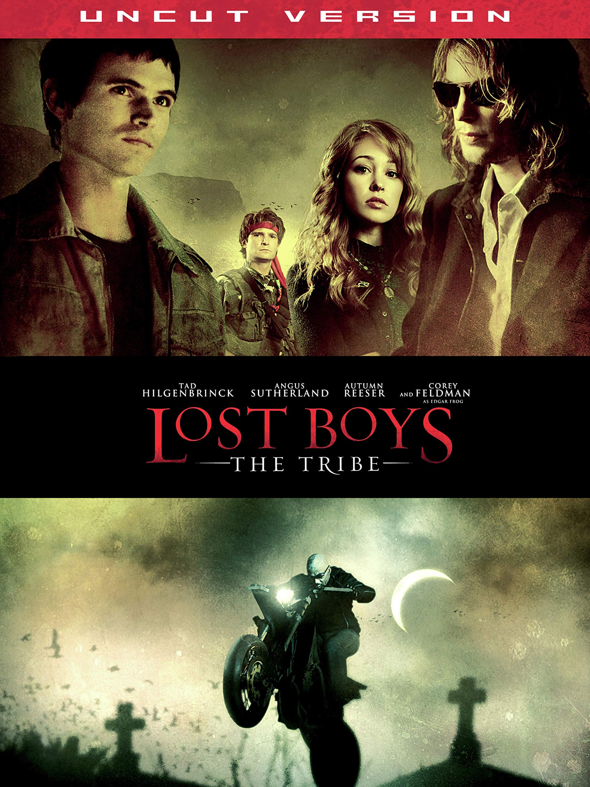 Watch Lost Boys 2 The Tribe Uncut Prime Video