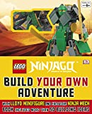 LEGO® NINJAGO® Build Your Own Adventure: With minifigure and model