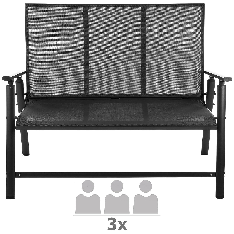 gartenbank wetterfest aluminium best gartenbank with. Black Bedroom Furniture Sets. Home Design Ideas