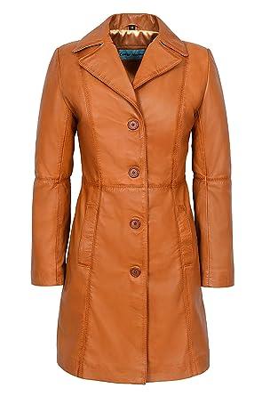 buy online c1bc4 a81af Smart Range Damen Jacke Braun Hellbraun: Amazon.de: Bekleidung
