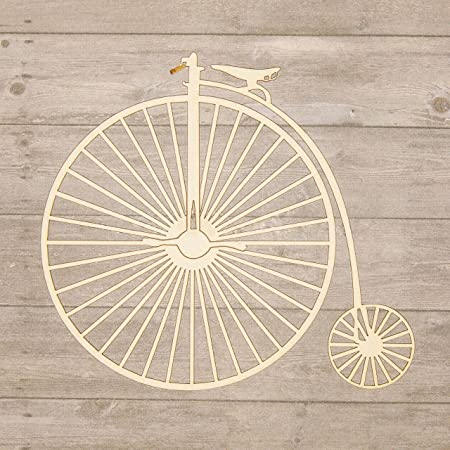 Chip Board - Bicicleta Antigua: Amazon.es: Hogar
