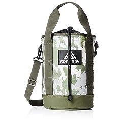 Lantern Bag Shoulder: Tree Bark Camo