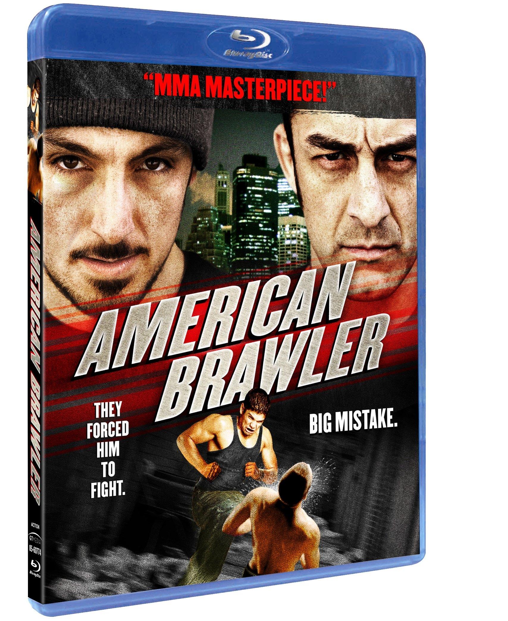 Blu-ray : American Brawler (Blu-ray)