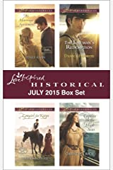 Love Inspired Historical July 2015 Box Set: An Anthology Kindle Edition
