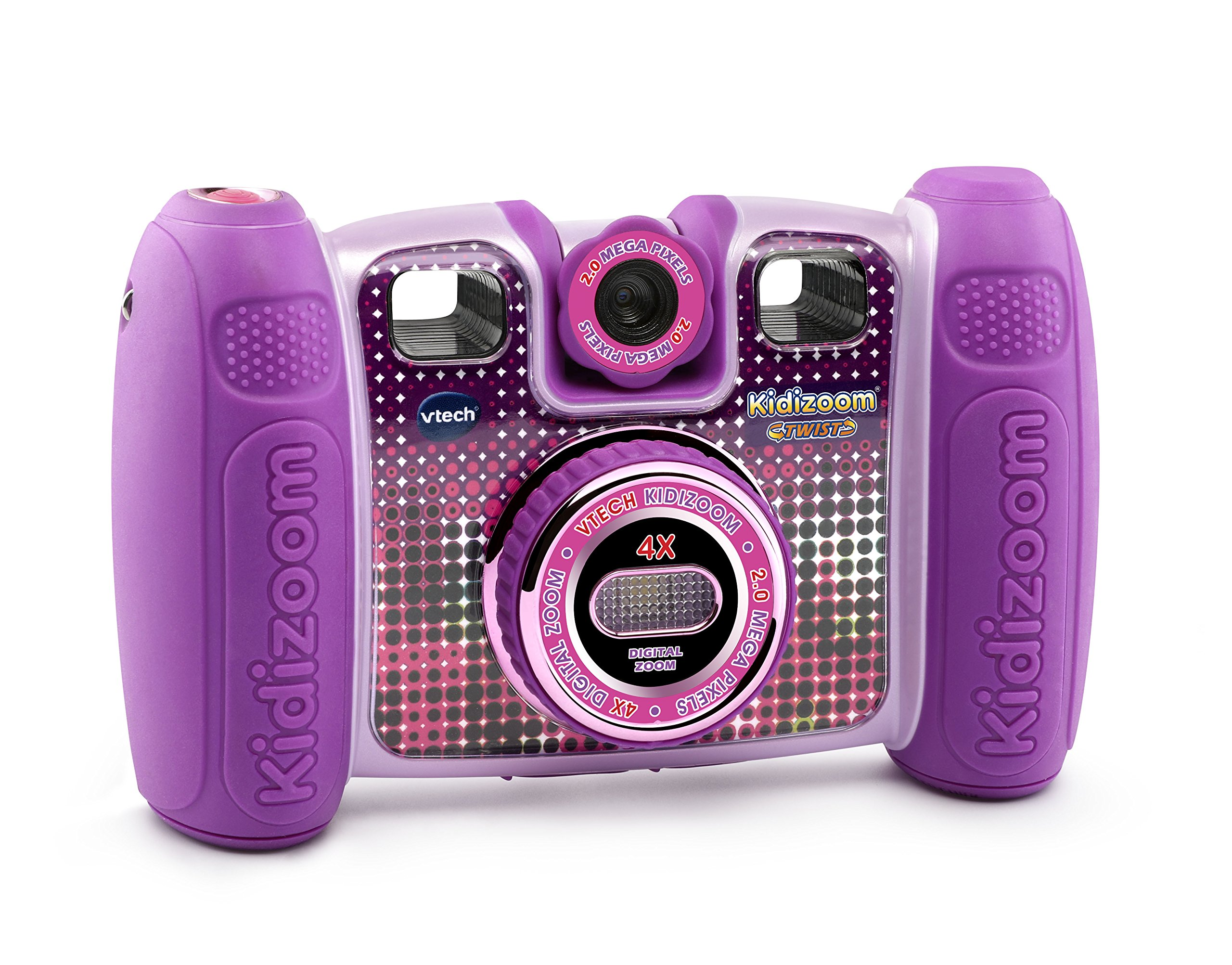 VTech Kidizoom Twist Connect Camera, Purple by VTech (Image #5)