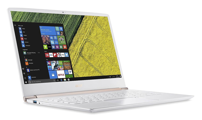 Acer Acer Swift 5 sf514 - 51 - 76er 2.7 GHz i7 - 7500u 14 1920 x 1080pixeles Blanco Ordenador portátil: Amazon.es: Informática