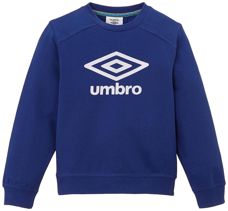 Umbro Sudadera para niño azul Outremer Talla:11 años (talla del fabricante: 138): Amazon.es: Deportes y aire libre