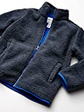 Amazon Essentials Boy's Polar Fleece Lined Sherpa
