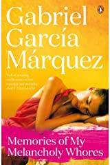 Memories of My Melancholy Whores (Marquez 2014) Kindle Edition