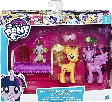 My Little Pony Packs de amistad Twilight y applejack (Hasbro B9850ES0) , color/modelo surtido: Amazon.es: Juguetes y juegos