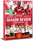 Manchester United Season Review 2015/16 [DVD]