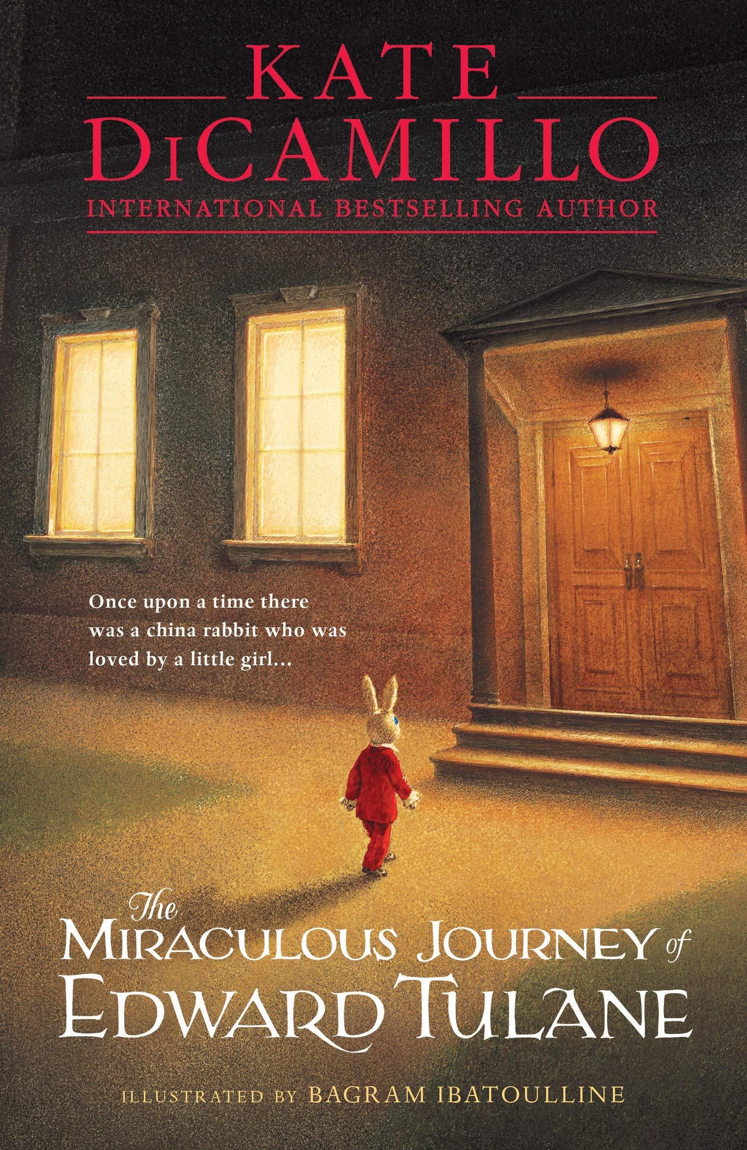 The Miraculous Journey of Edward Tulane: Amazon.co.uk: DiCamillo, Kate,  Ibatoulline, Bagram: 9781406360660: Books
