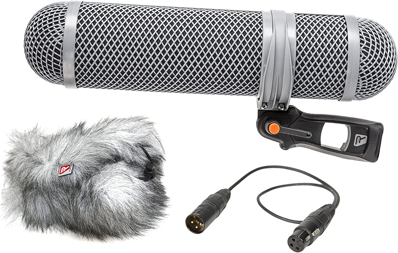 Rycote Super-Shield Kit, Medium, Microphone Windshield System