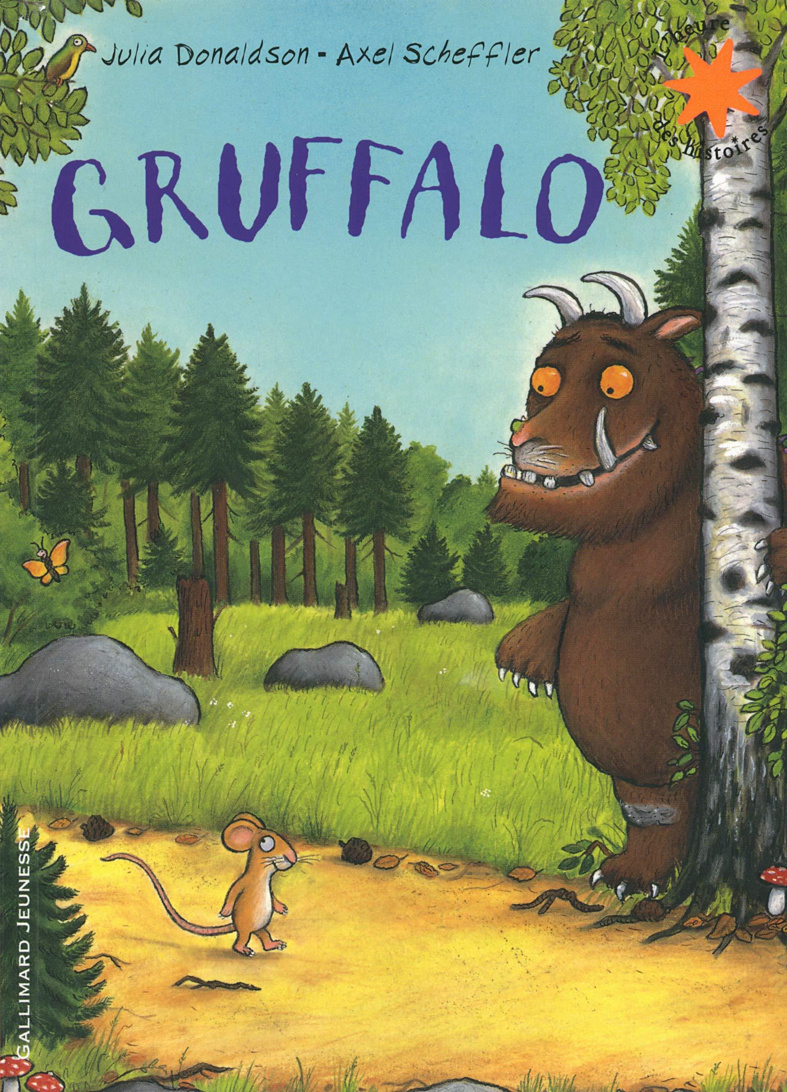 Gruffalo (Lheure des histoires): Amazon.es: Donaldson,Julia ...