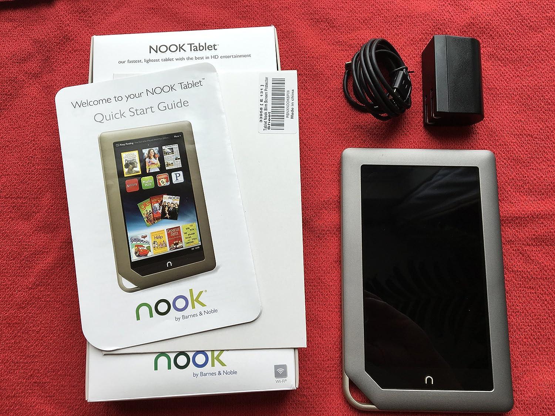 Amazoncom  Barnes  Noble NOOK Tablet 16gb Color BNTV250