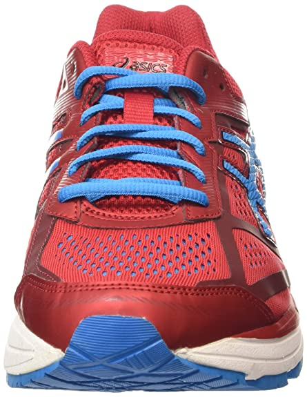 asics gel foundation 12 rouge