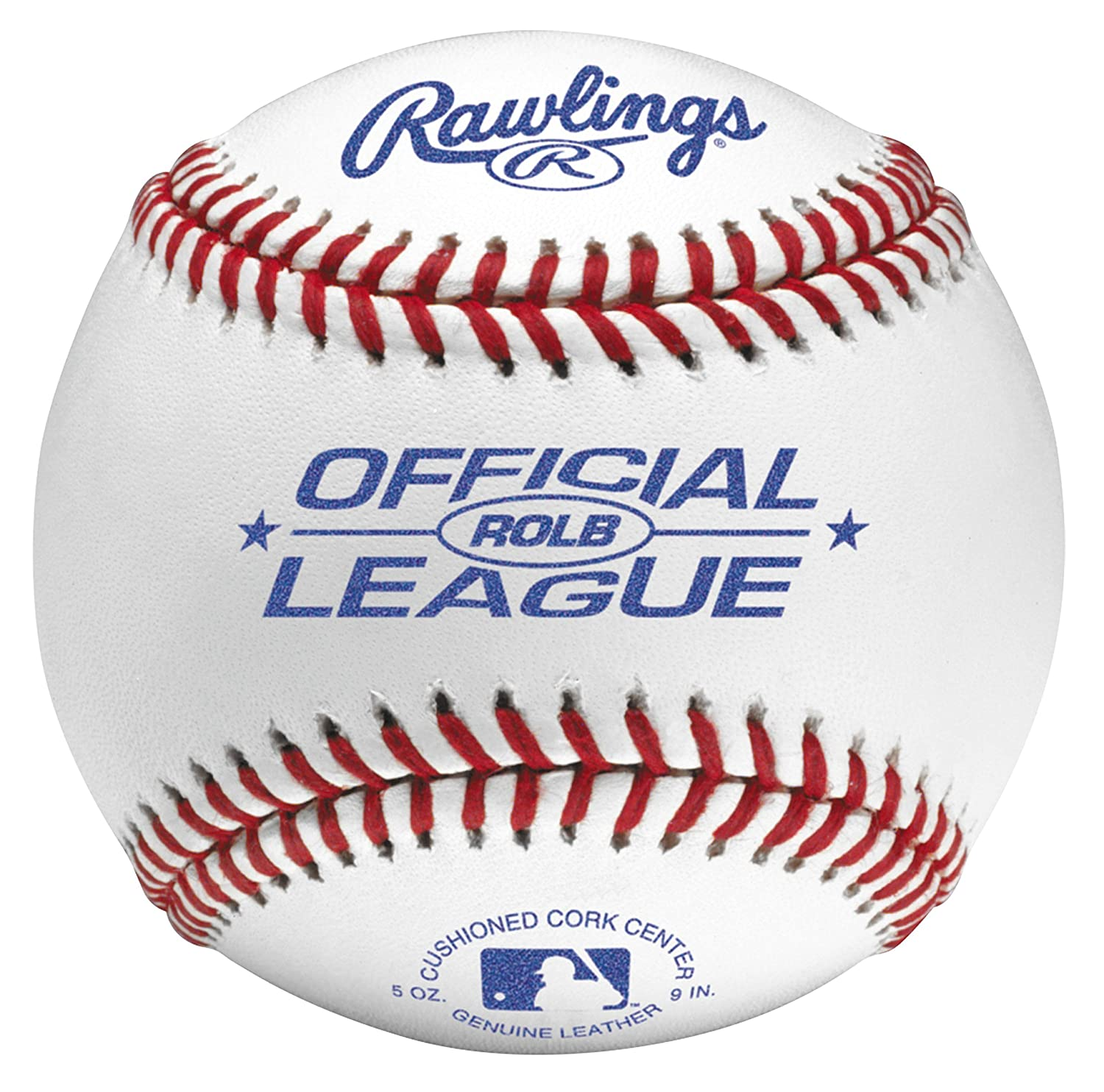 Rawlings ROLB Official League Baseball 03428