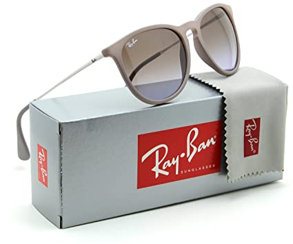 7dbcb9dee1 Image Unavailable. Image not available for. Color  Ray-Ban RB4171 Erica  Classic Women Gradient Sunglasses 600068
