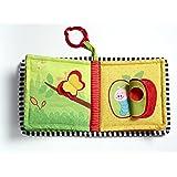 Tiny Love タイニー ラブ Tiny Smarts タイニー スマート ソフト ブック 3ヶ月から対象 【日本正規品保証付】