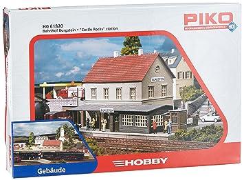 Piko - Estación ferroviaria de modelismo ferroviario