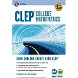 CLEP® College Mathematics, 4th Ed., Book + Online (CLEP Test Preparation)