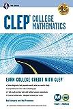CLEP® College Mathematics, 4th Ed., Book