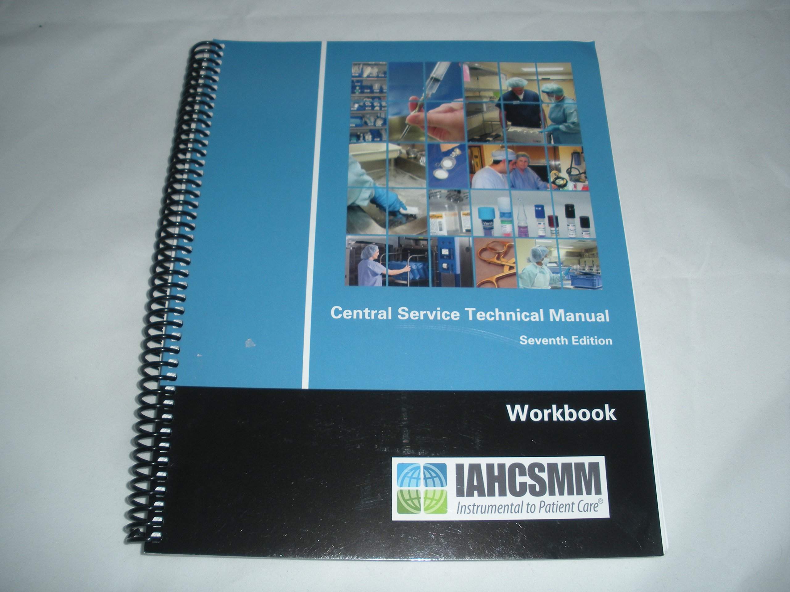 Workbook for Use with Central Service Technical Manual 7th Edition  (Workbook Only): Amazon.com: Books