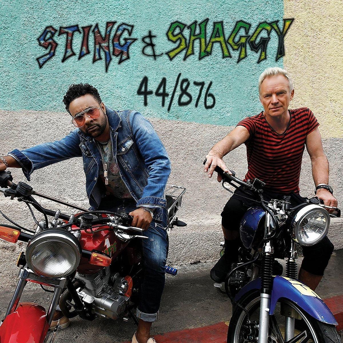 Vinilo : STING/SHAGGY - 44/ 876 (180 Gram Vinyl)