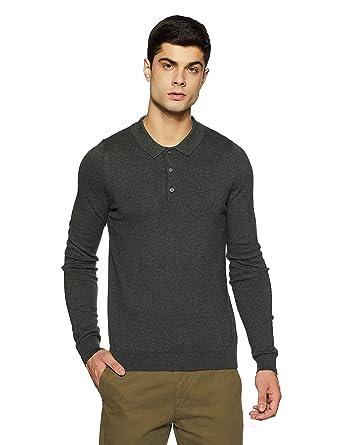 Marks Spencer Mens Sweater 0000025477078t307025mlight Greylstd