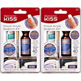Kiss French Acrylic Sculpture Kit (2 PACK)