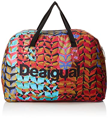 Amazon.com: Desigual - Bolso bandolera, color rojo: Shoes