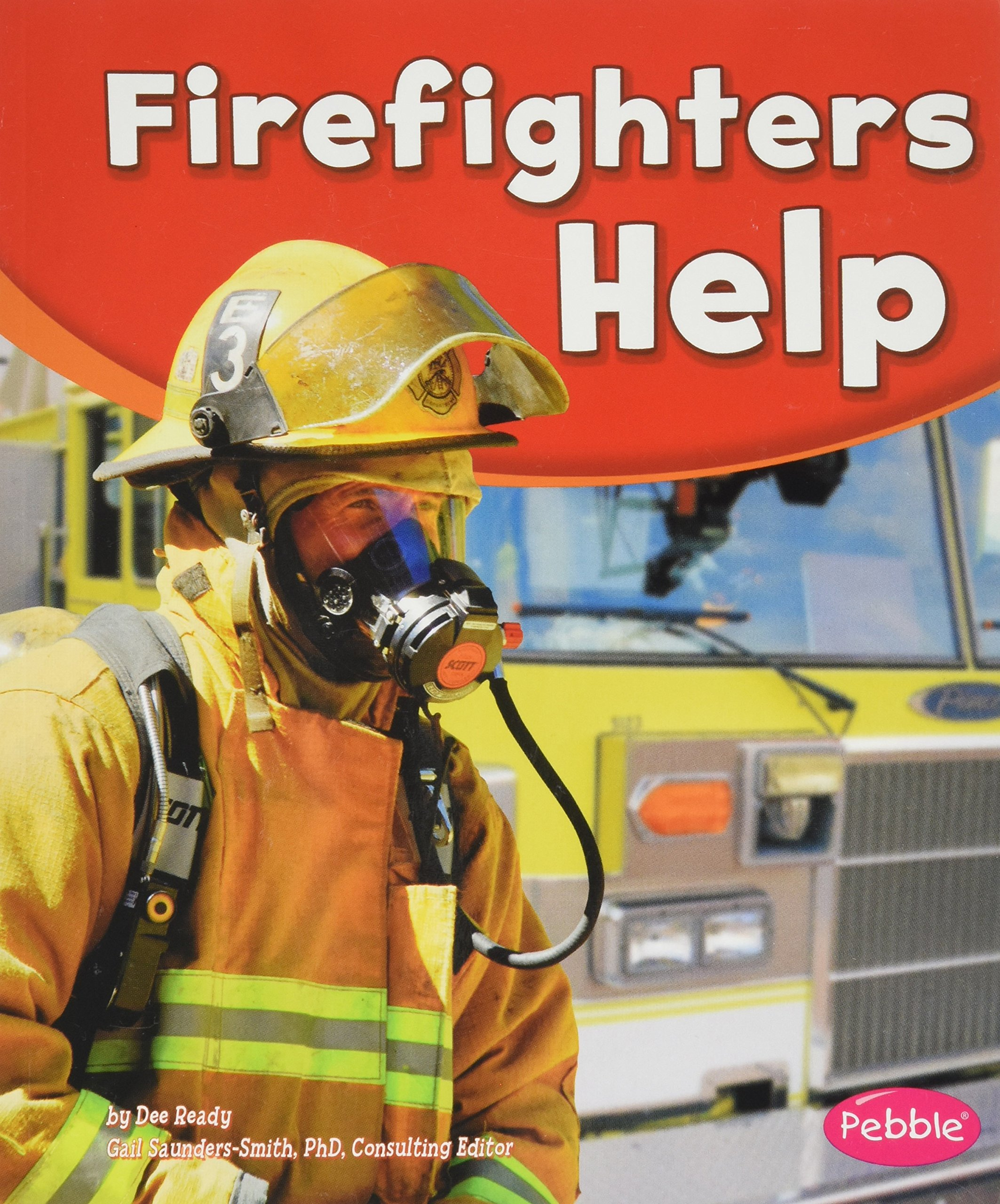Firefighters Help Our Community Helpers product image