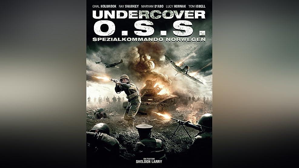 UNDERCOVER O.S.S