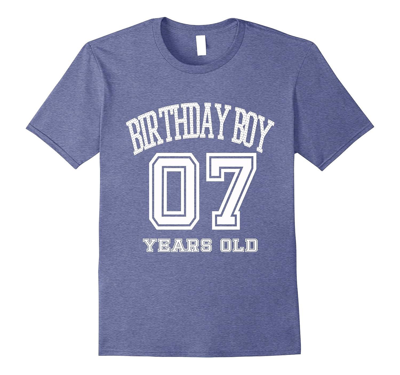 7th Birthday 7 Yrs Years Old Boy