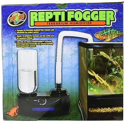 Amazon Com Zoo Med Reptifogger Terrarium Humidifier Pet