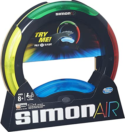 Hasbro Simon Air - Juego, versión en inglés: Hasbro Gaming: Amazon.es: Juguetes y juegos