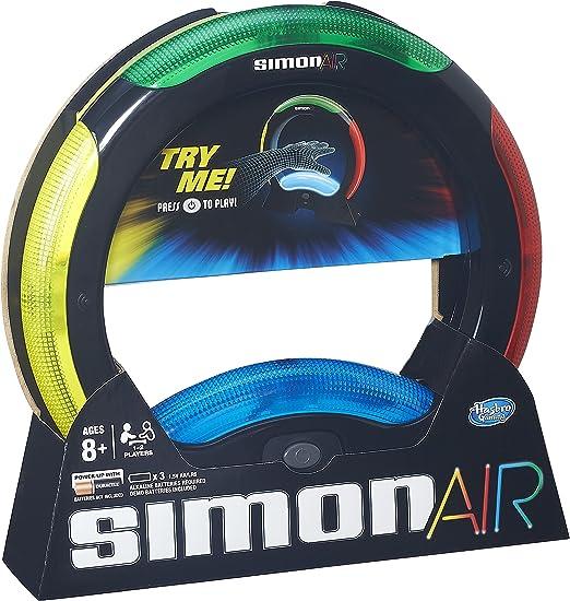 Hasbro Simon Air - Juego, versión en inglés: Hasbro Gaming: Amazon ...
