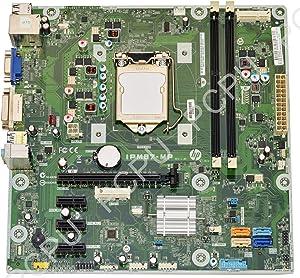 HP 707825-003 HP Envy 700 Memphis-S Intel Desktop Motherboard s115X, IPM87-MP (Renewed)