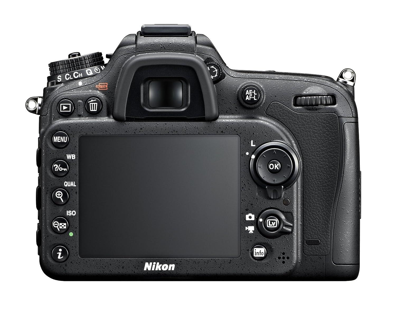 Amazon.com : Nikon D7100 24.1 MP DX-Format CMOS Digital SLR (Body ...